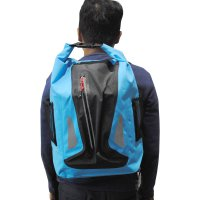 Tas Ransel Bucket Dry Bag Waterproof - OB-107 - Blue
