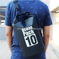 Outdoor Waterproof Bucket Dry Bag 10 Liter Tas Anti Air