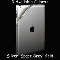 Skin Metallic Vinyl Back Guard iPad Mini 1, 2, 3