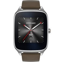 Asus ZenWatch 2 Taupe Rubber Strap 49mm - WI501Q