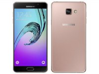 Samsung Galaxy A7 (2016) SM A710F (Black/Gold)