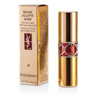 Yves Saint Laurent Rouge Volupte Shine - Pewarna Bibir - # 16 Orange Impertinent 4.5g/0.15oz
