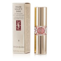 Yves Saint Laurent Rouge Volupte Shine - Pewarna Bibir - # 8 Pink In Confidence 4.5g/0.15oz