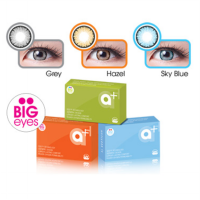 a+ Big Eyes by EXOTICON X2 Softlens (Best Premium Softlens!)