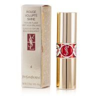 Yves Saint Laurent Rouge Volupte Shine - Pewarna Bibir - # 4 Rouge In Danger 4.5g/0.15oz