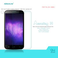Nillkin Tempered Glass (Amazing H) - TCL 3N M2M (Alcatel One Touch Flash Plus) Clear