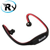 Sports Wireless Bluetooth Headset - BTH-404 - BlackRed