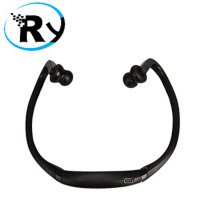 Sports Wireless Bluetooth Headset - BTH-404 - Black