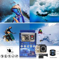 Action Camera WiFi 4K Sport 18MP With Remote Wireless ULTRA-HD