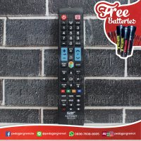 Remot Remote TV Samsung Smart 3D LCD LED Multi Universal