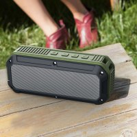 Aukey Outdoor Waterproof Stereo Bluetooth Speaker Dual 3W Driver SK-M8