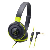 Audio Technica Portable Headphone ATH-S100iS BGR (EX) - Black Green