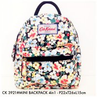 Tas Ransel Cath Kidston Mini Backpack 4in 1 3921 New - 6