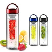Tritan Bottle BPA Free with Fruit Infused Water Bottle