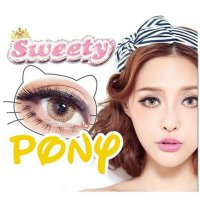 SOFTLENS SWEETY PONY / SOFT LENS PONY BY SWEETY PLUS THAILAND