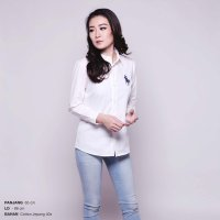 KEMEJA POLO RL LONG SLEEVE SHIRT