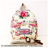 Tas Ransel Cath Kidston Impor Backpack Mini 3 iN 1 5055 - 7