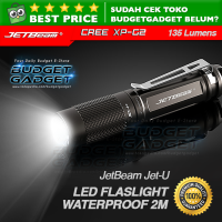 Senter Mini JETBeam Jet-U XP-G2 LED CREE Waterproof 135 Lumens