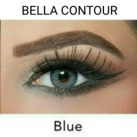 Promo BELLA CONTUR BLUE / SOFTLENS
