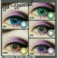 Promo gel universal (NORMAL ONLY) / SOFTLENS ORIGINAL