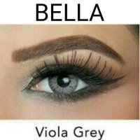 BELLA VIOLA GREY / SOFTLENS