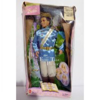 Boneka Barbie Ken As The FairyTale Prince Original Mattel