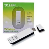 Tp-Link TL-WN727N 150Mbps Wireless and Usb Adapter Baru
