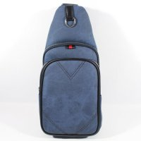 Terlaris Tas Selempang Shoulder Bag Bodypack Import Branded Bally 787 Blue |IDG1703