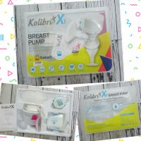 GABAG Breast Pump Kolibri X1 electric - Pompa asi gabag elektrik