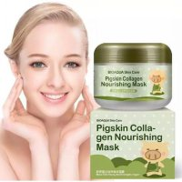 Pigskin Collagen Nourishing Mask Bioaqua
