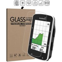 [globalbuy] For Garmin Edge 520 Tempered Glass Ultra-thin 9H Clear Scratch Resistant For E/3778185