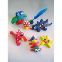Play Dough 300gr / Fun Doug / Lilin Mainan doh / Clay malam