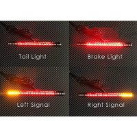 [macyskorea] Motorcycle Light Strip, Prime Autobots 33 LED Tail Brake Stop Turn Signal Int/17572330