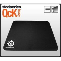 Mousepad Gaming SteelSeries QcK Heavy ((W 450 x L 400 x H 6mm)