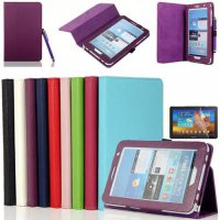 [globalbuy] Folio PU Leather Case Cover Stand For Samsung Galaxy Tab 2 7.0 gt-P3100 gt-P31/3707897