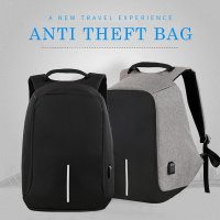 Tas Ransel Anti Theft Backpack