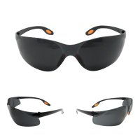 Kacamata Safety Bounty Grey (Anti fog & UV Protection)