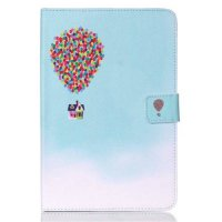 [globalbuy] For Samsung Galaxy Tab A 8.0 T350 T351 SM-T355 case cover 8 inch tablet flower/3706903