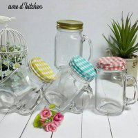 Drinking jar harvest tutup stenliss