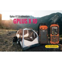 GPLUS X G10 G110 TAHAN AIR TAHAN BANTING WATERPROOF DUST PROOF