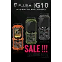 GPLUS G110 WATERPROOF OUTDOOR TAHAN AIR BANTING