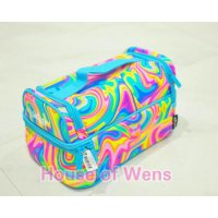 SMIGGLE LUNCH BOX DOUBLE DECKER - TEMPAT MAKAN SMIGGLE