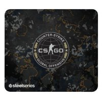 Mousepad Steelseries Qck+ CG-GO CAMO Edition