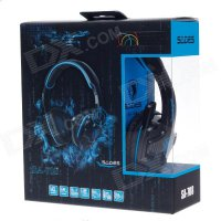 GAMING HEADSET SADES SA-708 (G-POWER)
