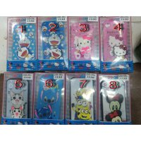 Case Jelly Popsocket Disney Oppo Neo 7 / A33, A37, F3, Andromax A, Iphone 6, Vivo Y53