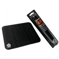 Mousepad SteelSeries QcK (W 320 x L 285 x H 2mm) (Black/Blue/Red)