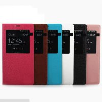 Samsung Note3 smart cover auto lock wake leather protective N9006 note