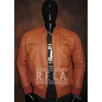 Termurah Jaket Varsity - Brown Country For Men |IDG3534