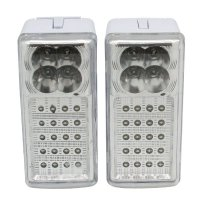 Lampu Emergency Lightspro LP520 2 Pcs- Lampu Darurat
