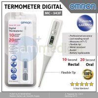 OMRON Termometer Digital MC - 343F